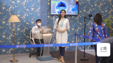 Viral Sign Enters the India Market